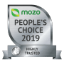 Mozo People's Choice Award 2019 highly trusted car insurance